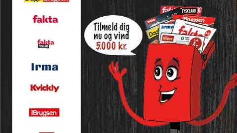 denlillepostkasse.dk – Vind 5.000 kr.