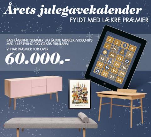 ILVA konkurrence vind hele 25.000 kr.