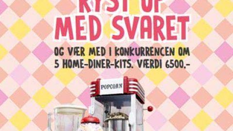 Mentos-shakies konkurrence – Vind et Home-diner-kit