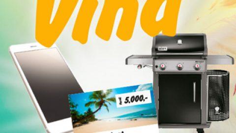 Min købmand lykkehjul – Solskinskonkurrence