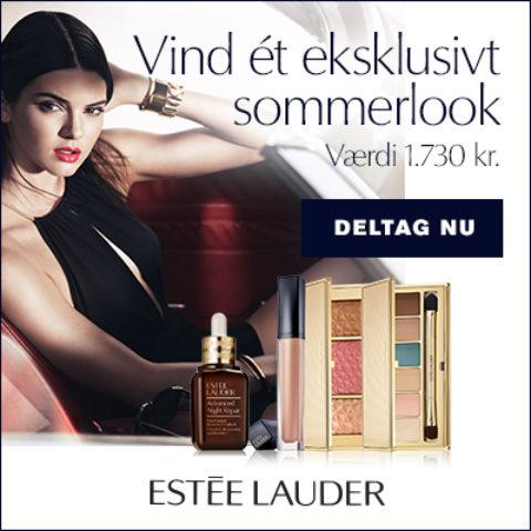 Vind nyt makeup fra Estee Lauder