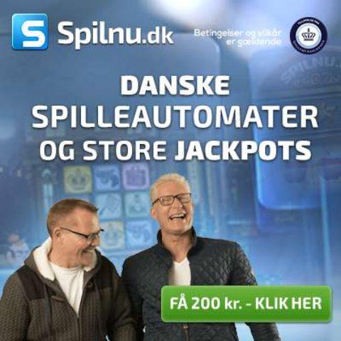 Spilnu bonuskode – få 200 kr til spilnu.dk