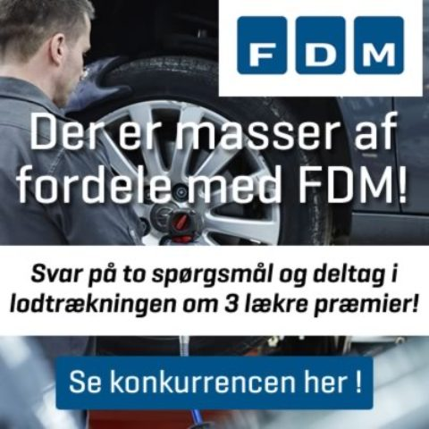Vind biltilbehør med FDM