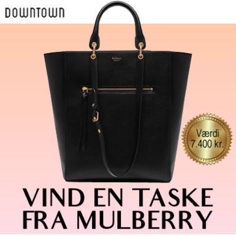 Vind en taske fra Mulberry