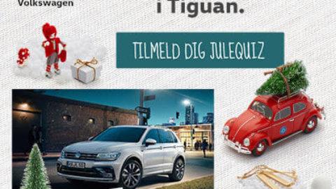 Volkswagen julequiz