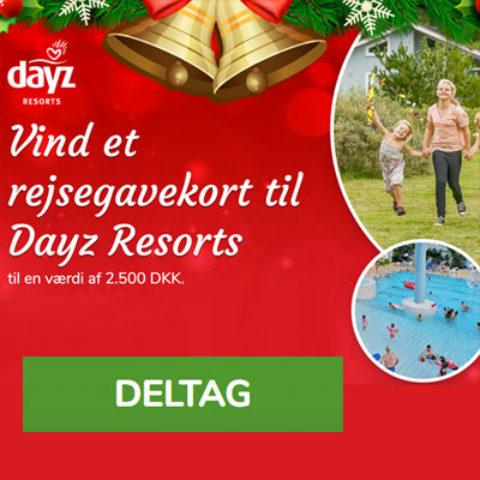 Dayz Resorts jule konkurrence