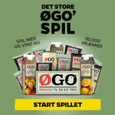 Det Store ØGO Spil – Vind økologi på spil.netto.dk