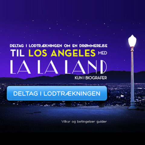 Hotels.com konkurrence – Vind en rejse til LA med Hotels
