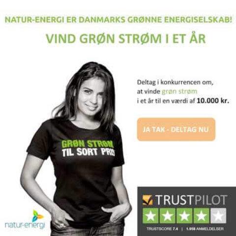 Natur-Energi konkurrencen – vind 10.000 kr.