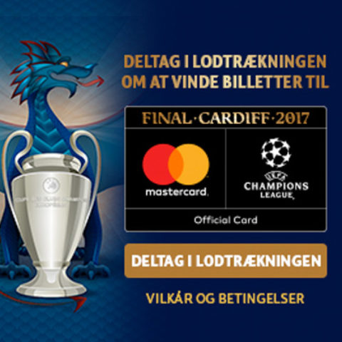 Champions League konkurrence