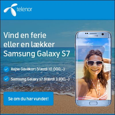 telenor konkurrence
