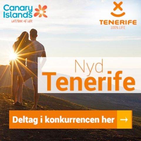 Vind en rejse til Tenerife