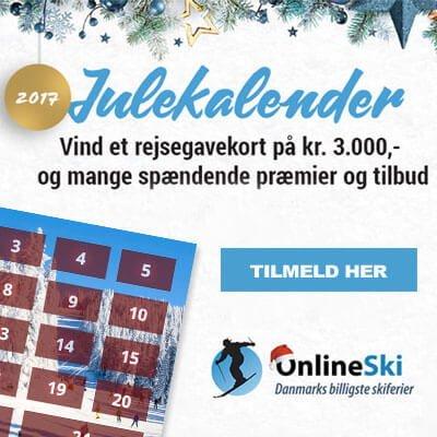 onlineski julekalender