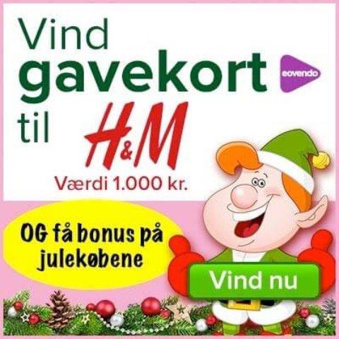 Vind 1000 kr til H&M