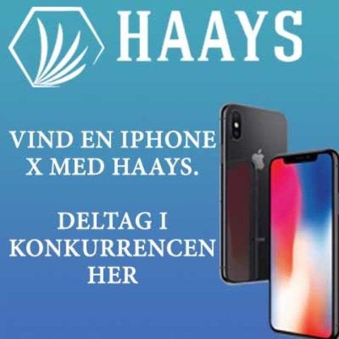 Vind en iPhoneX