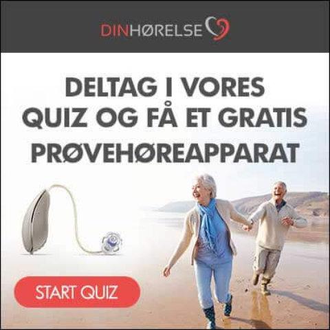 Quiz om hørelse