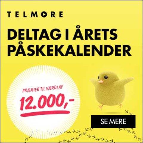 Telmore påskekalender