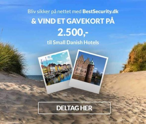 Small Danish Hotels konkurrence