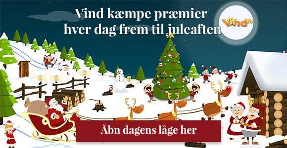 vind.dk 2019 julekalender