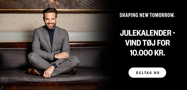 Shaping new tomorrow julekalender