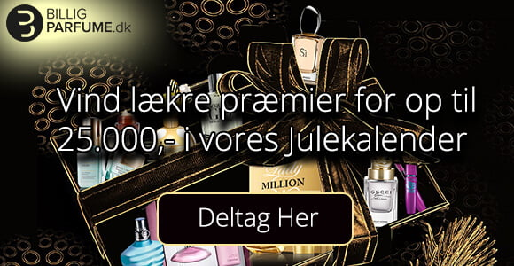 Billigparfume Julekalender